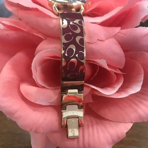 Coach Accessories - Authentic Coach Watch